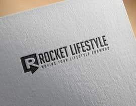 #123 for Design a Logo for Rocket Lifestyle af MuhammadKhan