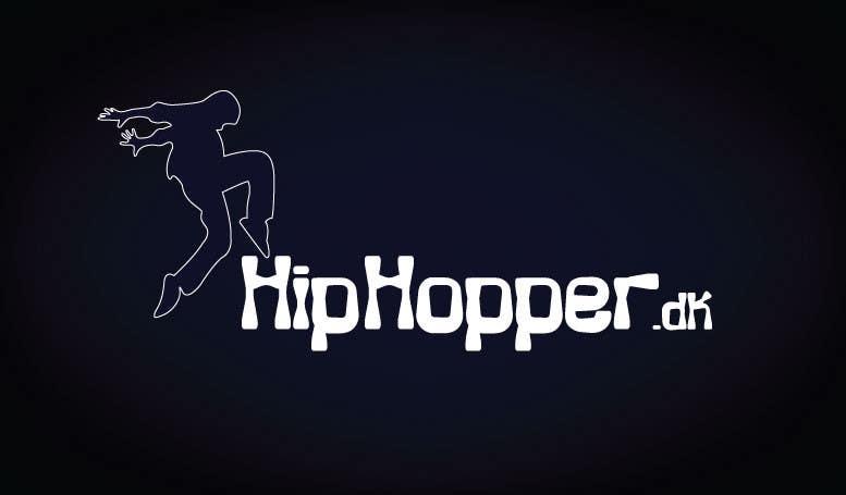 Bài tham dự cuộc thi #                                        22                                      cho                                         Design a Logo for hiphopper