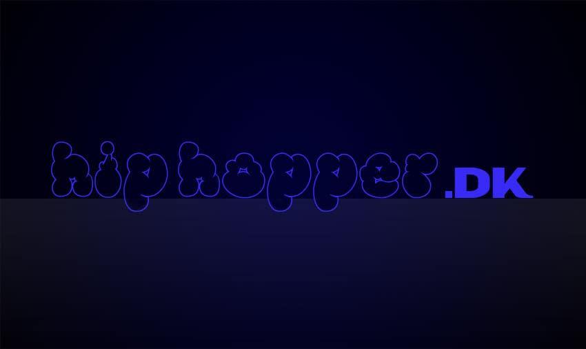Kilpailutyö #41 kilpailussa Design a Logo for hiphopper