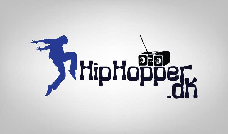 Bài tham dự cuộc thi #109 cho Design a Logo for hiphopper