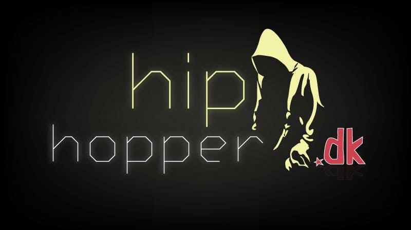 Kilpailutyö #114 kilpailussa Design a Logo for hiphopper