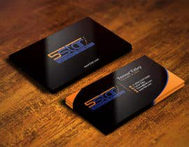 #22 for Design some Business Cards for 5 Star Logistics Network by IllusionG