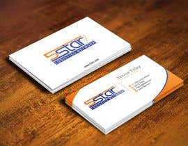#23 cho Design some Business Cards for 5 Star Logistics Network bởi IllusionG