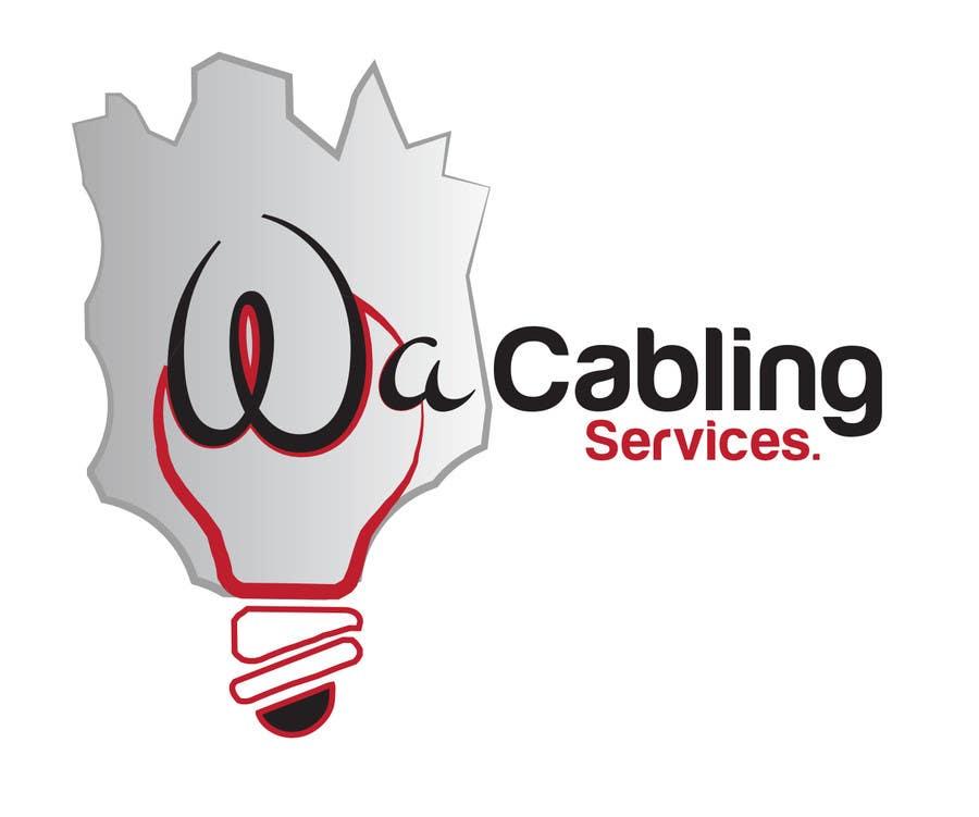 Kilpailutyö #10 kilpailussa Design a Logo for an electrical company