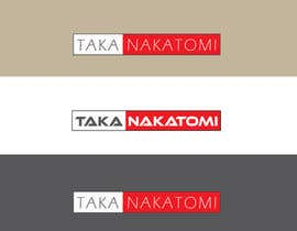 #81 for Design a Logo for Taka Nakatomi by qdoer