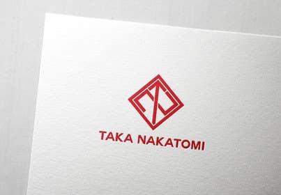 Nro 104 kilpailuun Design a Logo for Taka Nakatomi käyttäjältä affineer