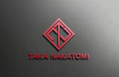 Nro 105 kilpailuun Design a Logo for Taka Nakatomi käyttäjältä affineer