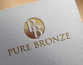 nº 205 pour Design a Logo for Pure Bronze par sankalpit