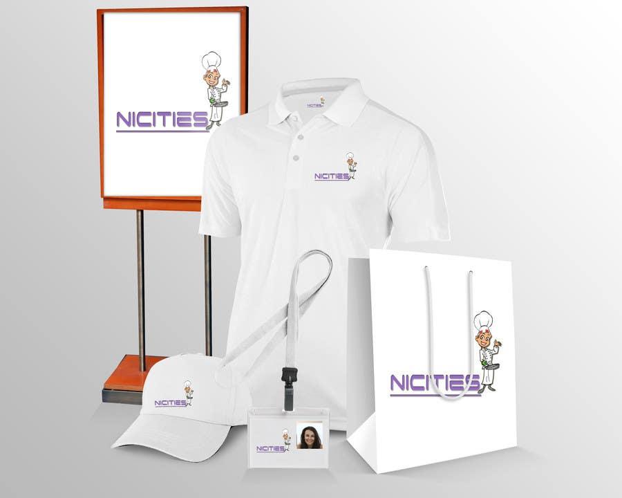 Contest Entry #                                        10                                      for                                         Design a Logo for Nicities