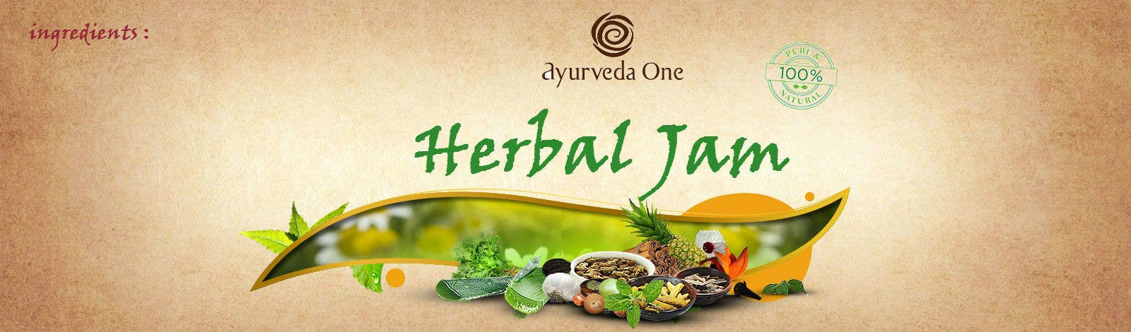 Contest Entry #                                        6                                      for                                         HERBAL JAM