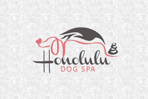 Kilpailutyö #99 kilpailussa Design a Logo for Honolulu Dog Spa