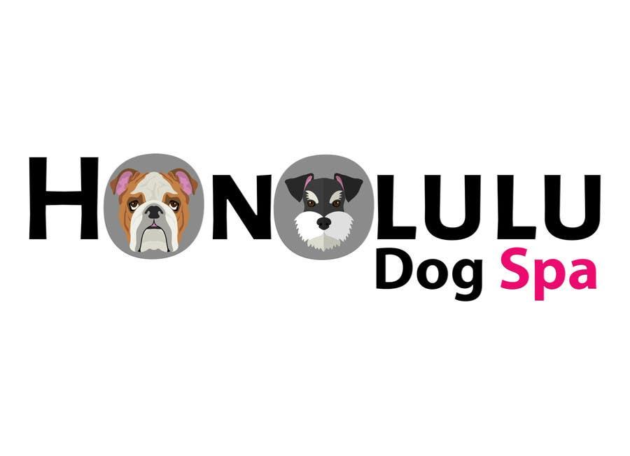 Penyertaan Peraduan #2 untuk Design a Logo for Honolulu Dog Spa