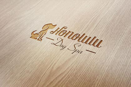 #68 cho Design a Logo for Honolulu Dog Spa bởi squirrel1811