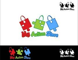 #25 untuk Design a Logo for an online store specializing in products for kids with Autism oleh mohitjaved