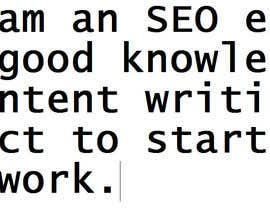 nº 1 pour Blog Posting with SEO knowledge in the writing par vedintl