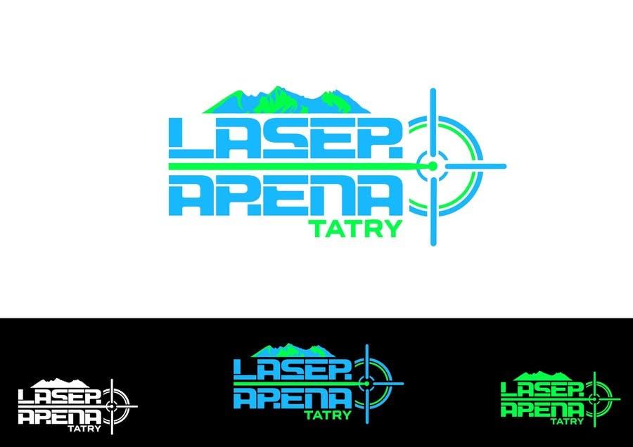 Konkurrenceindlæg #                                        30                                      for                                         Design a Logo for Laser Aréna Tatry