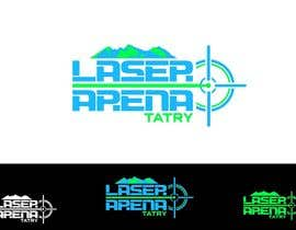 #30 for Design a Logo for Laser Aréna Tatry af Attebasile