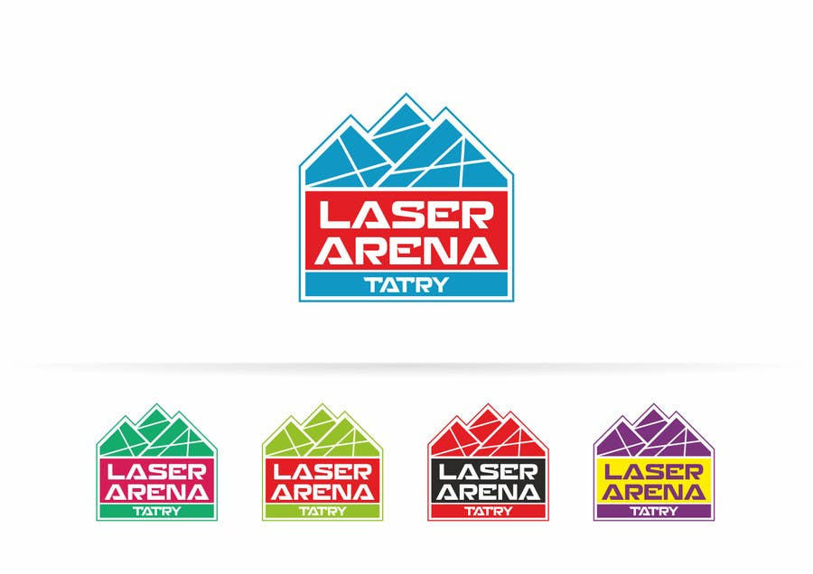 Konkurrenceindlæg #                                        23                                      for                                         Design a Logo for Laser Aréna Tatry
