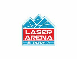 #33 for Design a Logo for Laser Aréna Tatry af AntonMihis