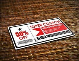 #5 cho Design a coupon for discount voucher bởi imagencreativajp