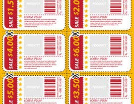 #6 cho Design a coupon for discount voucher bởi abhikreationz