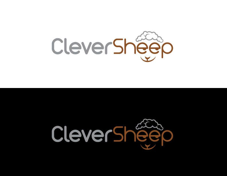Contest Entry #                                        13                                      for                                         Design a Logo for Clever Sheep