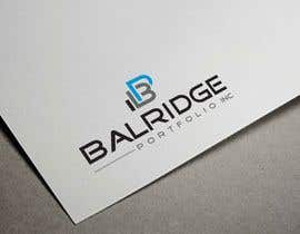 #215 for Design a Logo for Balridge af mafta305