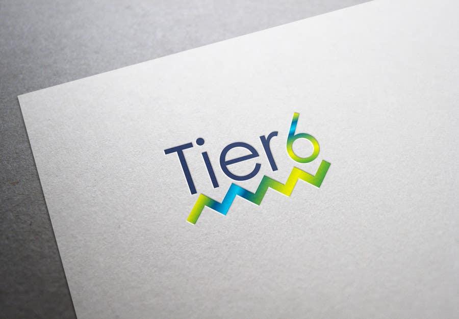 Kilpailutyö #33 kilpailussa Design a Logo for Tier 6