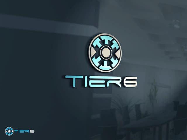 Kilpailutyö #21 kilpailussa Design a Logo for Tier 6