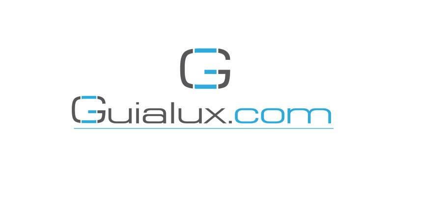 Konkurrenceindlæg #61 for Diseñar un logotipo for a stores guide : Guialux.com