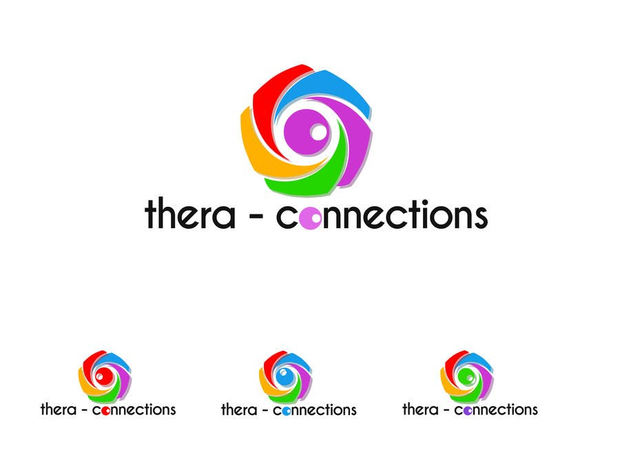 Konkurrenceindlæg #                                        43                                      for                                         Design a Logo for thera-connections.com