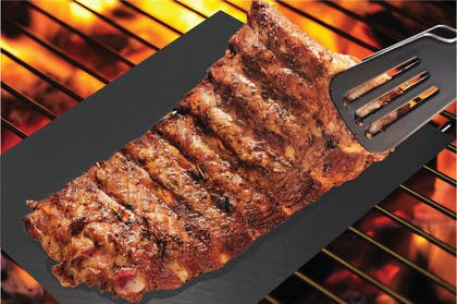 #19 for EASY JOB! Photoshop a bbq mat into a bbq grill picture af mogado