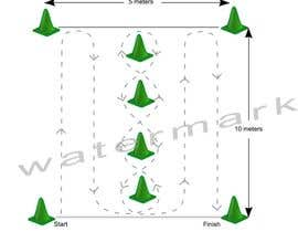 #9 for Agility Drill diagramming af VMRKO