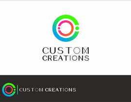 #18 untuk Design a Logo for - CustomCreations.in oleh edso0007