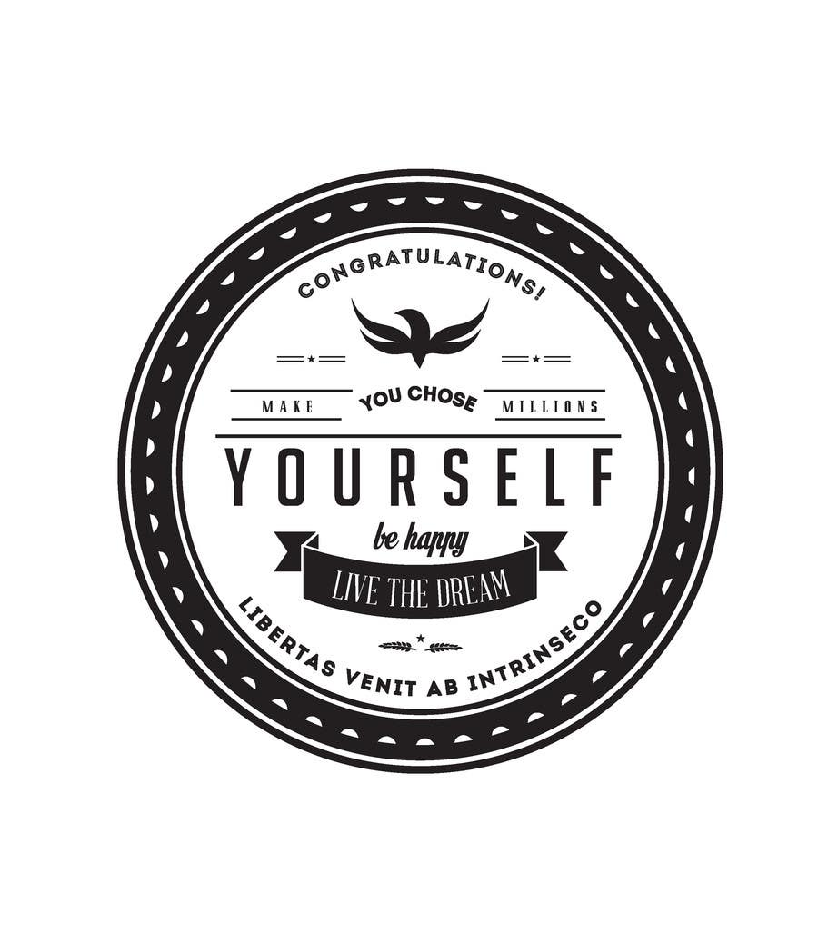 Proposition n°31 du concours Choose Yourself Challenge Coin