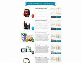 #12 for BEST HOMEPAGE DESIGNER - 15th Project by bellalbellal25