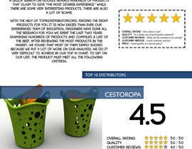 #13 para BEST HOMEPAGE DESIGNER - 15th Project por gonzalomalmiron
