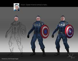#17 untuk Illustrate Something for Company Team - Super Heroes oleh arefaraghi