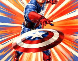 #51 untuk Illustrate Something for Company Team - Super Heroes oleh lenssens