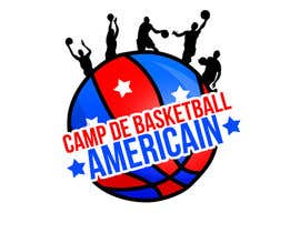 #4 for Design a Logo for Basketball Camp in Paris, France by Fegarx