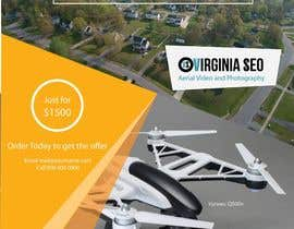 #12 for Design an Advertisement for Drone Work by breekbrains