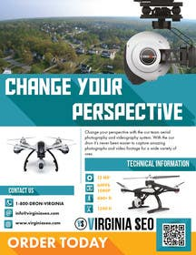 yaris196 tarafından Design an Advertisement for Drone Work için no 6
