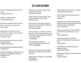 #4 para leadership quotes by leaders prior to the 1900(20th century) por mikelbeth