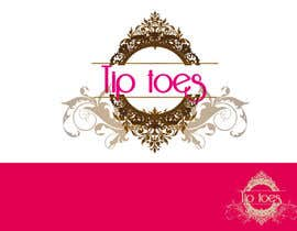 #79 for Design a Logo for Tip Toes by shilpajon