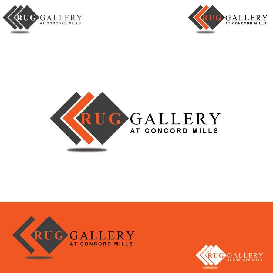 Kilpailutyö #108 kilpailussa Design a Logo for Rug Store
