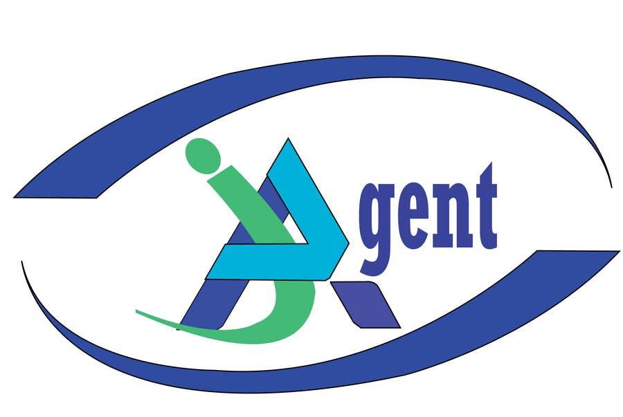 Kilpailutyö #98 kilpailussa Logo is IAgent