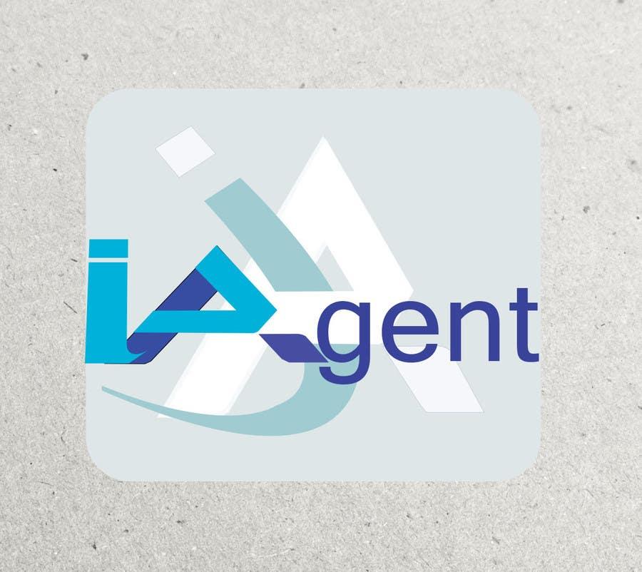 Penyertaan Peraduan #107 untuk Logo is IAgent