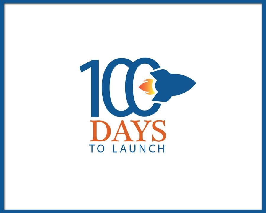 Konkurrenceindlæg #                                        32                                      for                                         Logo Design for 100 Days to Launch