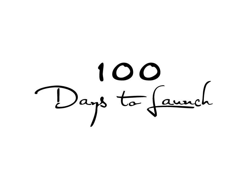 Konkurrenceindlæg #                                        6                                      for                                         Logo Design for 100 Days to Launch