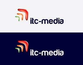 #158 สำหรับ Logo Design for itc-media.com โดย philboy